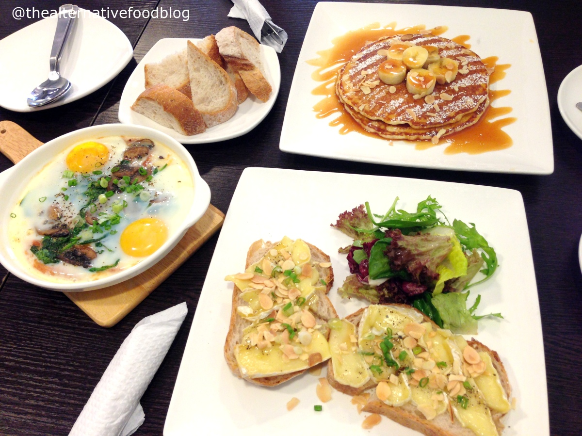 Cafe Hopping: Flavour Flings