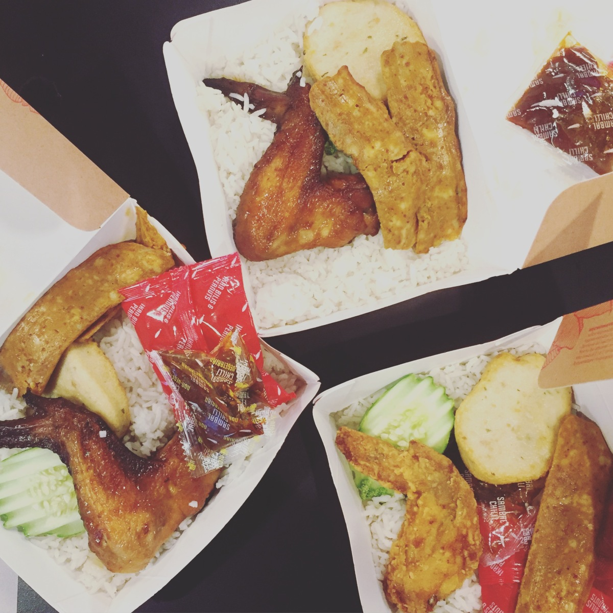 5 Places To Get Your Nasi Lemak Fix in Singapore